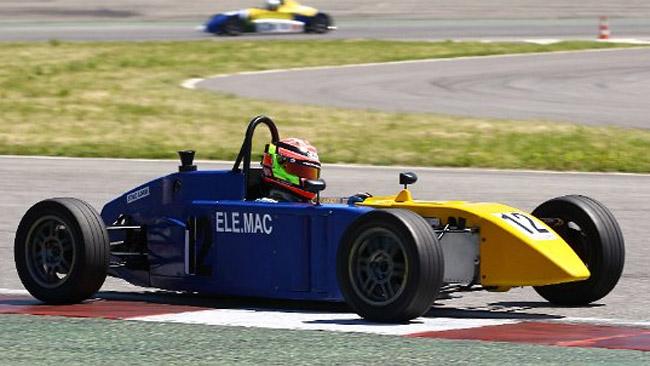 Formula Junior: doppietta di Visconti a Monza