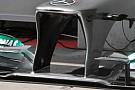 La Mercedes sforna un muso nuovo più leggero