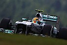 Seconda pole di fila per Hamilton al Nurburgring