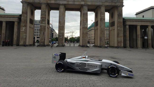 Berlino entra nel calendario della Formula E