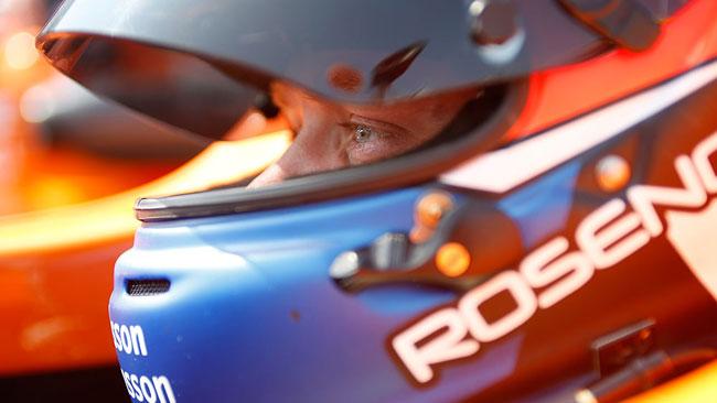 Felix Rosenqvist reinserito nelle classifiche di ieri