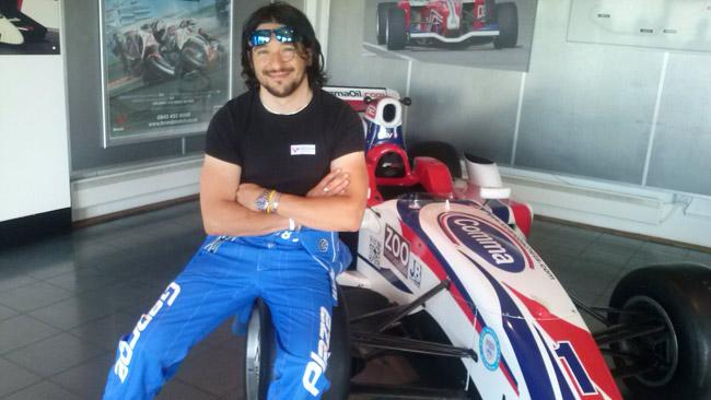 Buonadonna in evidenza in Formula Audi a Bedford