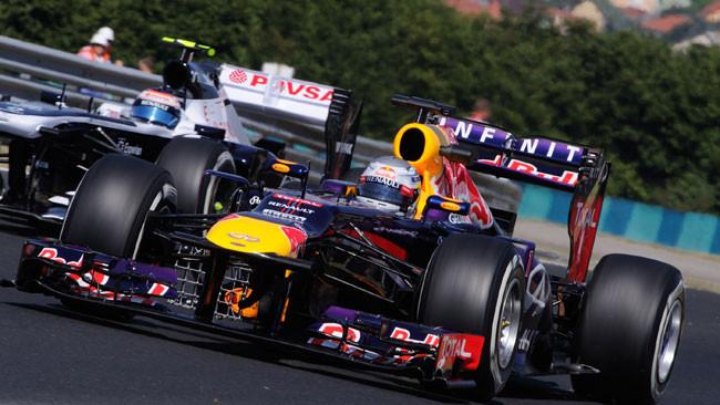 Ungheria, Libere 2: Alonso c'è dietro alle Red Bull!