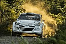Completato il 1° test su terra della Hyundai i20 WRC
