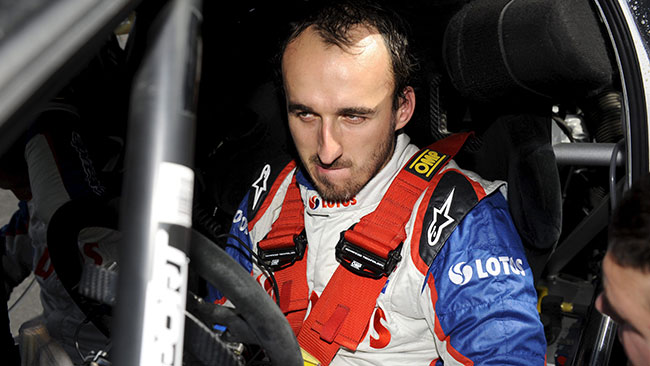 La Citroen promuove Robert Kubica in classe WRC?