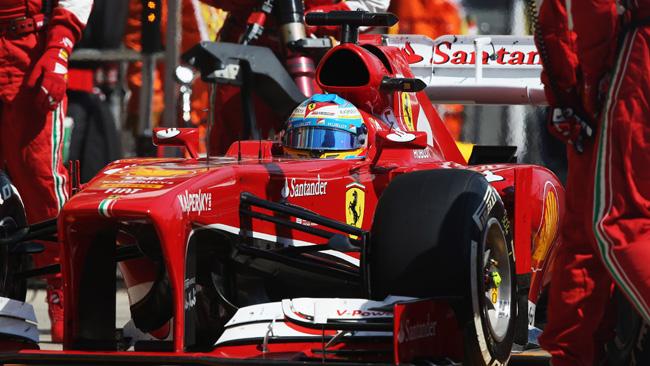 Alonso insegue i 1000 punti da pilota ferrarista