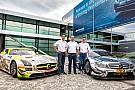 Buhk e Gotz proveranno la Mercedes Classe C
