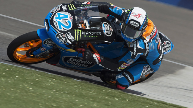 Moto 3: Alex Rins si impone dalla pole a Indy