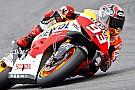 Silverstone, Libere 1: Marquez parte a razzo