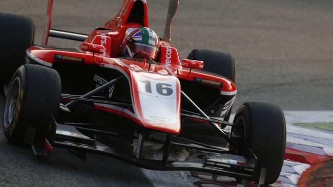 Dino Zamparelli escluso da gara 2 a Monza