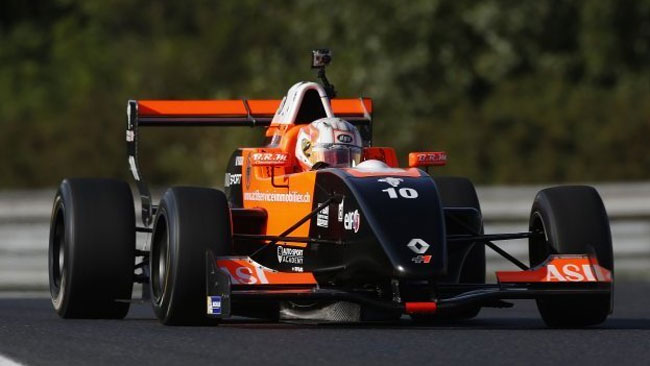 Pierre Gasly in pole in gara 1 all'Hungaroring