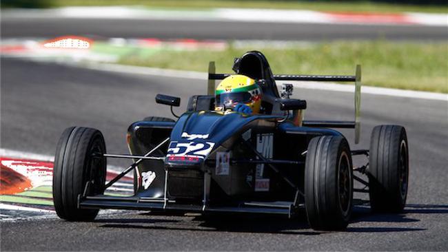 La HMRDS fa ritorno all'Autodromo di Modena