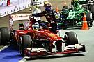 Mark Webber perderà 10 posizioni in griglia in Corea
