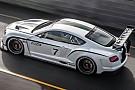 La Bentley Continental GT3 debutta ad Abu Dhabi