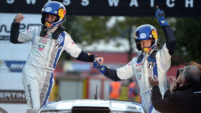 Francia, PS1: Ogier è campione del mondo!