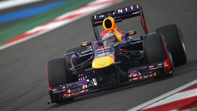 Quarta vittoria di fila per Sebastian Vettel in Corea
