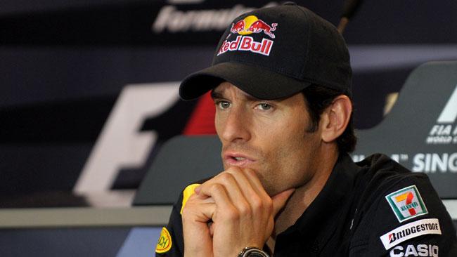 Webber deve aspettare gennaio per testare la Porsche
