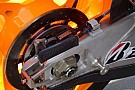 La Honda ha coperto il sensore del traction control