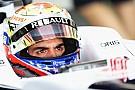 Williams multata per la ruota persa da Maldonado