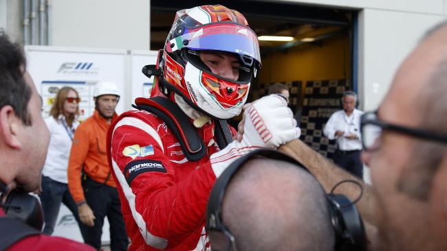 Raffaele Marciello vince gara 1 a Vallelunga