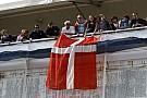 La nebbia non impedisce la quinta pole di Magnussen