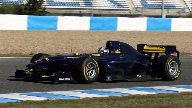 Jerez, Day 1: Van Buuren al top con la Super Nova