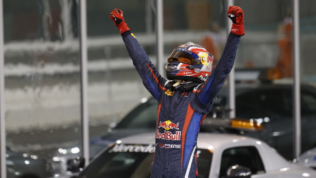 Daniil Kvyat è il Re 2013 della Gp3!
