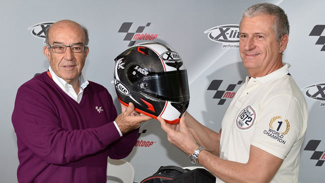 Nolan lancia il casco X-Lite MotoGp limited edition
