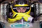 Interlagos, Libere 1: Rosberg svetta sul bagnato