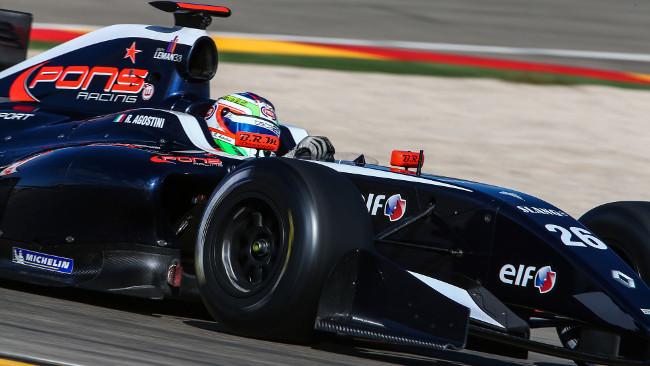 Agostini soddisfatto dei 3 giorni di test ad Alcañiz