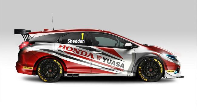 La Honda riporta in pista una vettura station wagon