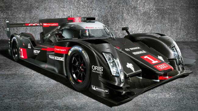L'Audi R18 con la tecnologia da Formula 1