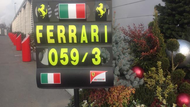 Il V6 turbo della Ferrari si chiamerà 059/3