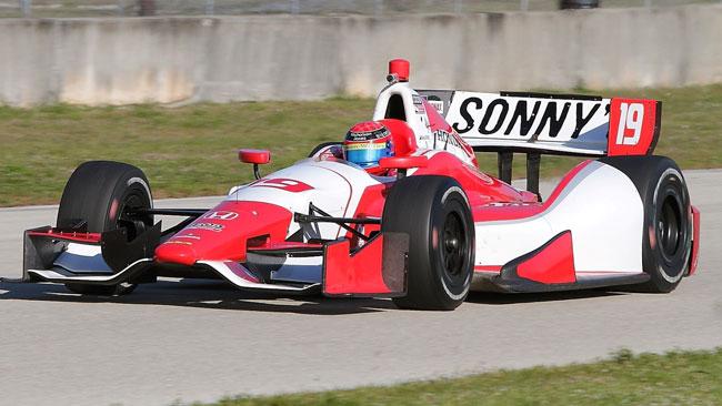 Jack Hawksworth brilla nei test di Sebring