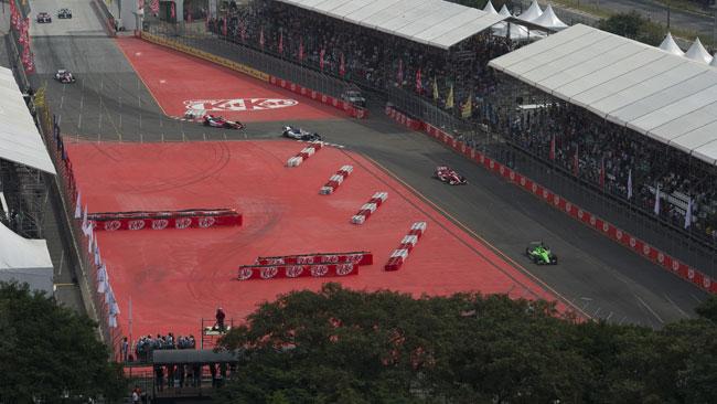 La Indycar porta in tribunale il promoter di San Paolo