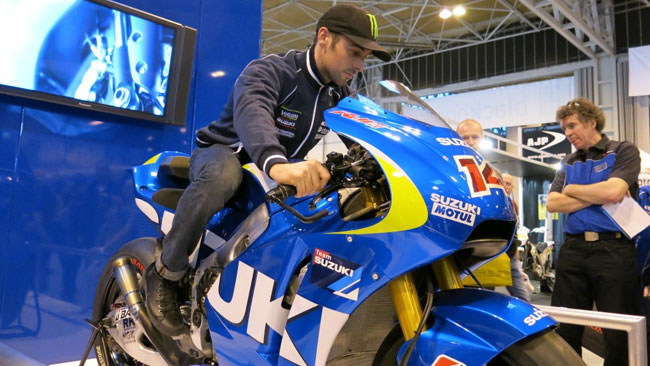 Laverty-Suzuki: l'opzione per la MotoGp non c'è