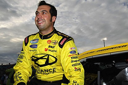 Programma parziale con Joe Gibbs per Sam Hornish