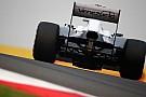 Williams: prima messa in moto del motore Mercedes!