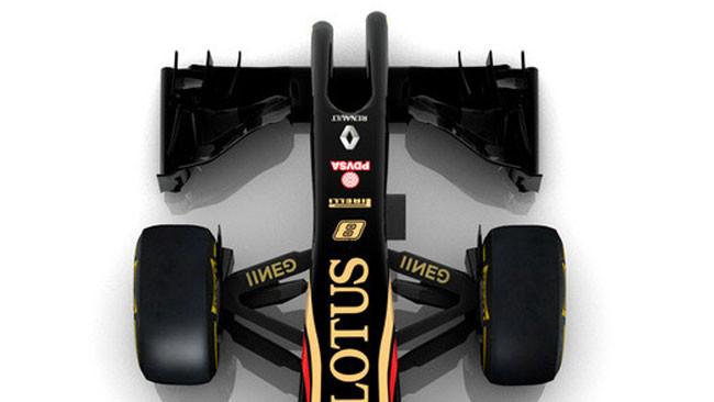 Clamoroso: il muso Lotus E22 è asimmetrico?