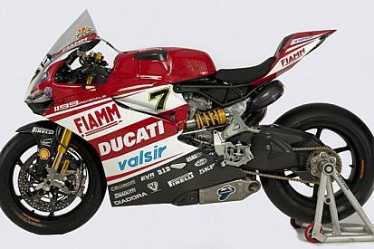 Ducati 1199 Panigale SBK: ecco la scheda tecnica