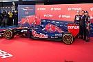 Toro Rosso STR9: un siluro nel musetto!