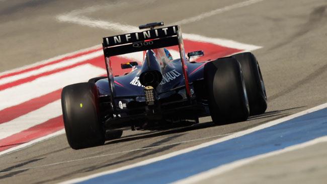 Vettel fermo nel terzo settore: bandiera rossa!