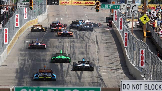 La Indycar modifica le regole del Leaders Circle