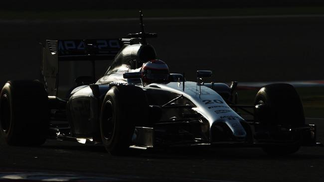 McLaren ancora in pista per il filming day