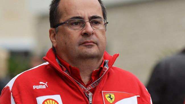 Luca Colajanni dalla Ferrari alla Marussia