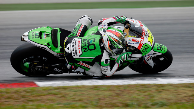 Gli scarichi SC-Project sulle Honda del Team Gresini