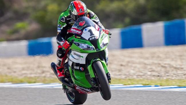 Tom Sykes soddisfatto del lavoro completato a Jerez