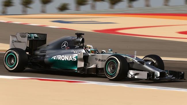 Bahrein, Libere 3: le Mercedes fanno il vuoto