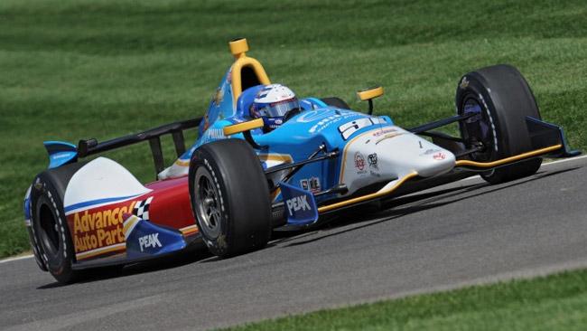 Buddy Lazier torna alla Indy 500 con il team di famiglia