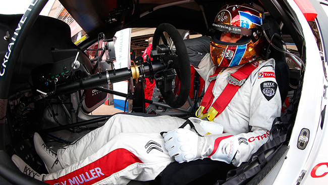 Marrakech, Qualifica 1: tripletta Citroen con Muller